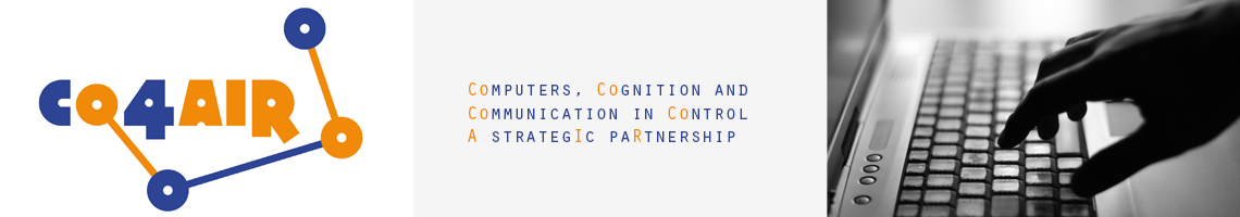 Co4AIR - Computers, Cognition and Communication in Control: A strategIc paRtnership